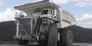 large mining trucks mining reports